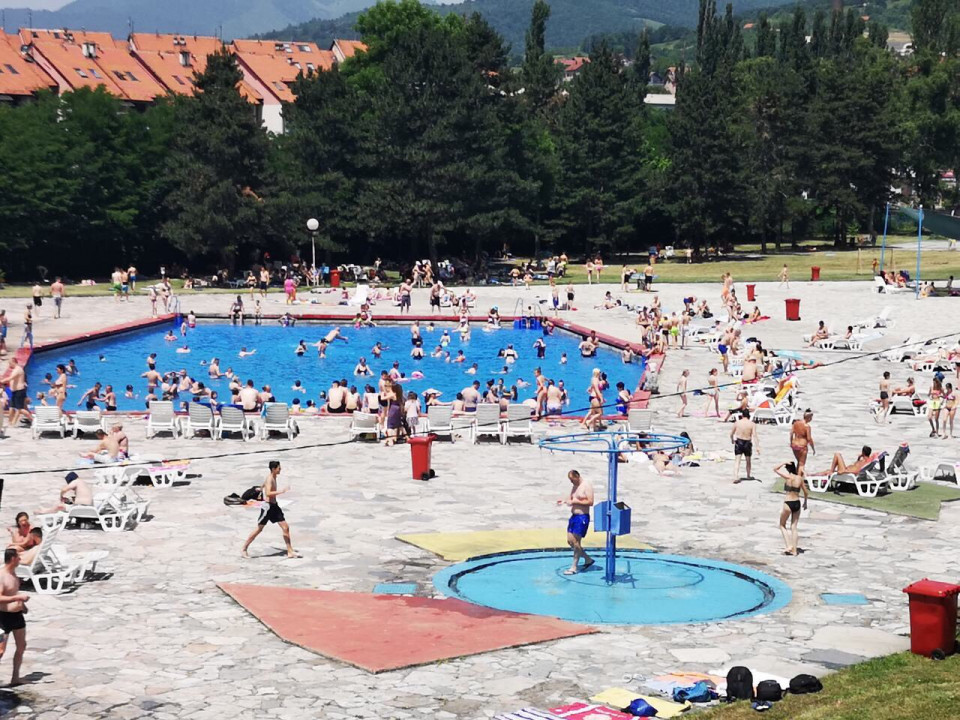 gradski bazeni Zenica